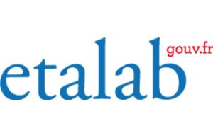 Logo de l'Etalab
