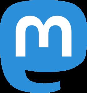 Logotype de Mastodon