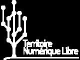 Logotype Territoire Numérique Libre