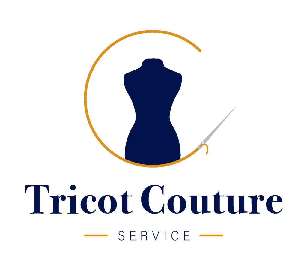 logo tricot couture service