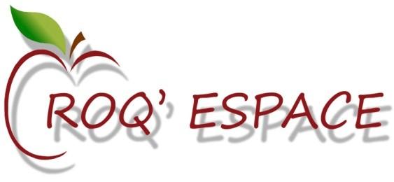 logo de croq'espace